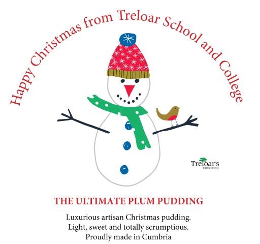 Treloar's Christmas Puddings