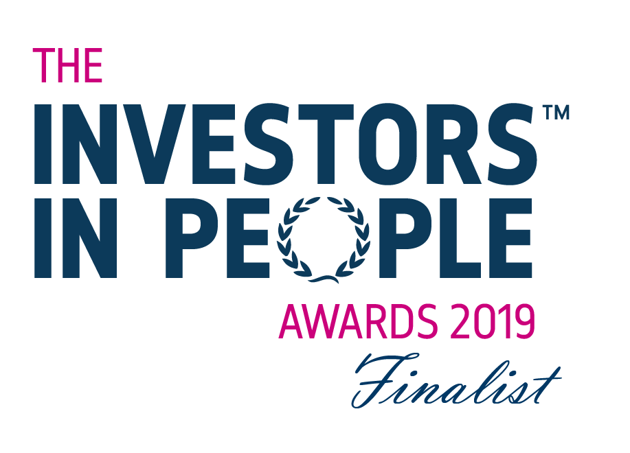 Investors in People Awards logo